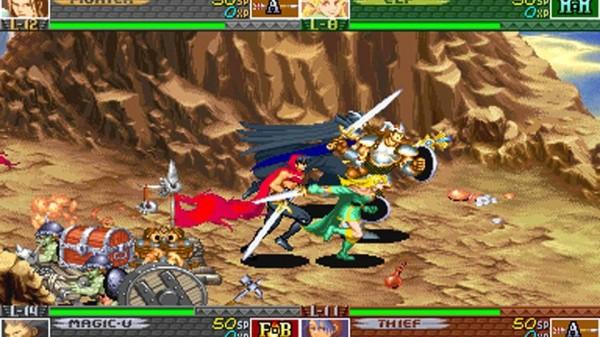 Capcom announces 'Dungeons & Dragons: Chronicles of Mystara'