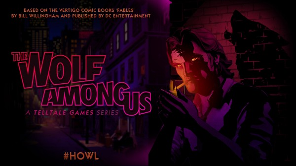 Telltale's 'Fables' game is 'The Wolf Among Us'