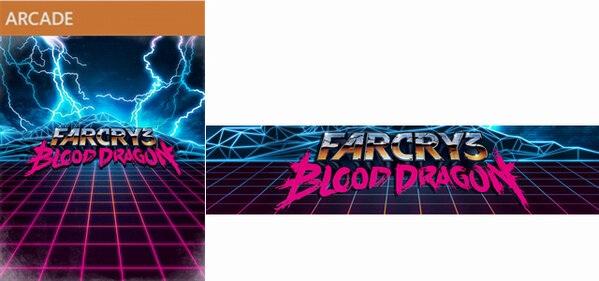 'Far Cry 3: Blood Dragon' logo spotted