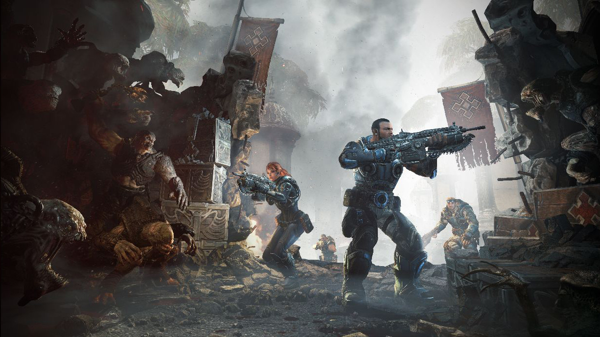 'Gears of War: Judgment' sells much less than its predecessor in PAL region