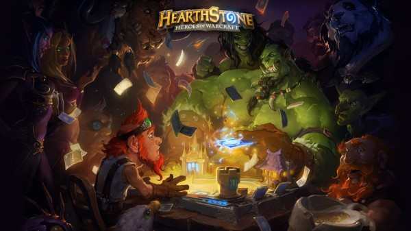 Blizzard announces free-to-play card game 'Hearthstone: Heroes of Warcraft'