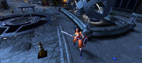 DC MOBA 'Infinite Crisis' announced