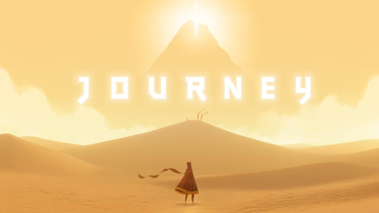 thatgamecompany celebrating 'Journey' anniversary by playing with fans