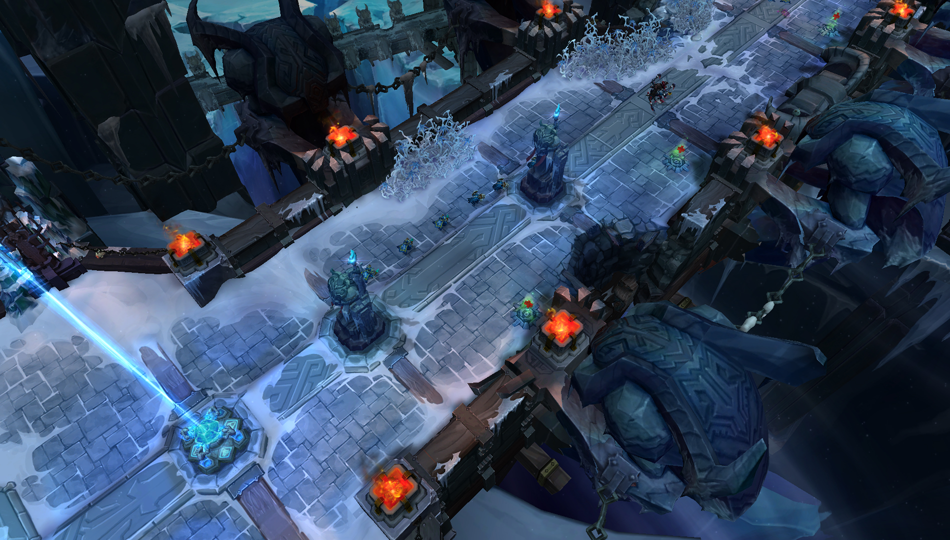 Howling Abyss – New ARAM map coming to 'League of Legends'