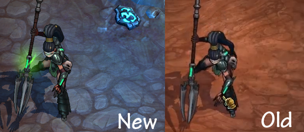 League of Legends' 3/12 PBE update: very minor changes