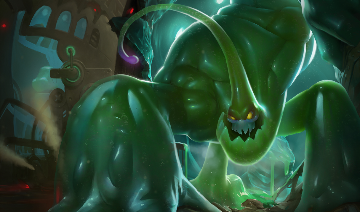 Zac, the Secret Weapon – 'League of Legends' champion revealed