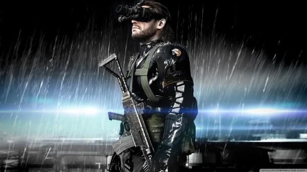 David Hayter not returning for 'Metal Gear Solid V,' Kojima never asked him