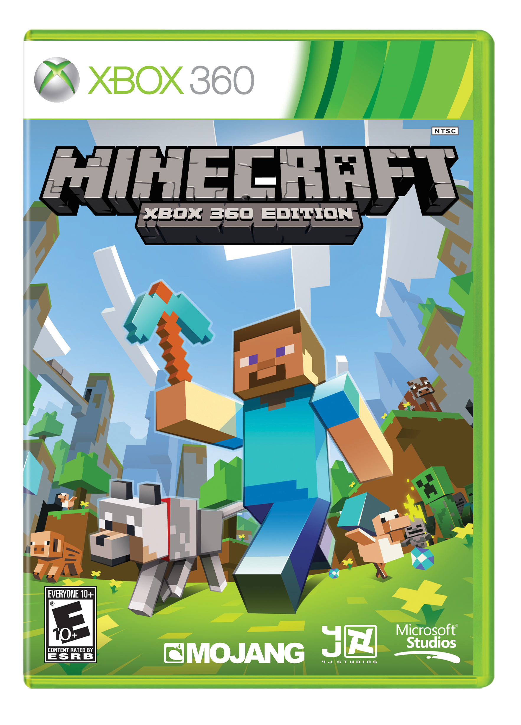 'Minecraft: Xbox 360 Edition' getting a retail release