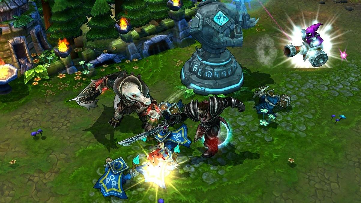 'League of Legends' patch 3.04 notes released