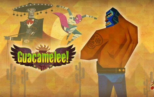 'Guacamelee!' will wrestle your thumbs in April for PS3 and PS Vita