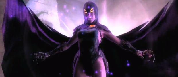 Raven revealed in latest 'Injustice: Gods Among Us' trailer