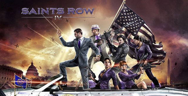 Shut up and get excited for 'Saints Row IV'