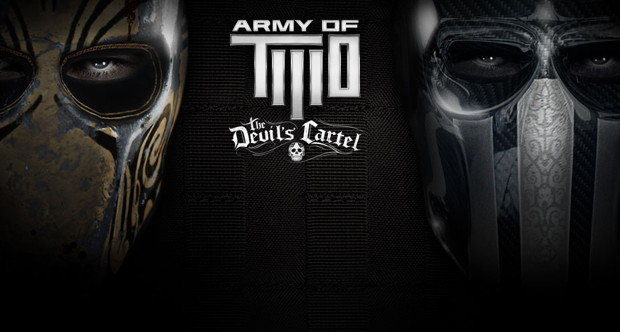 'Army of Two: The Devil's Cartel' has a massive texture pack for 360