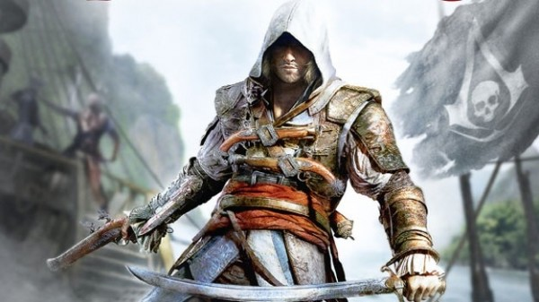 Here's the first look at gameplay for 'Assassin's Creed IV: Black Flag