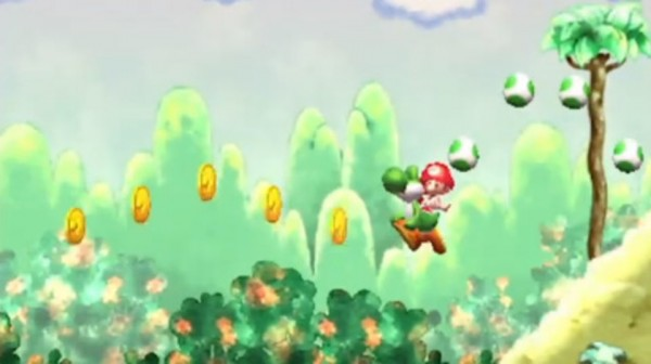 New 'Yoshi's Island' for 3DS on the way