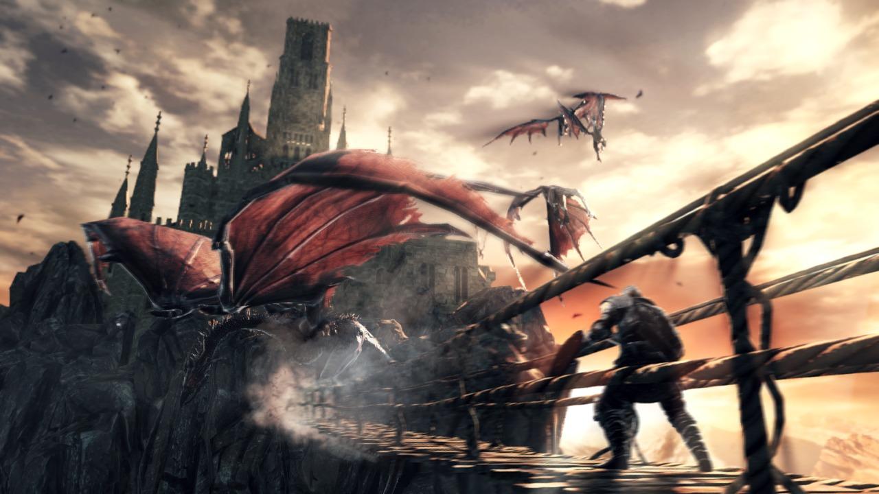 Fresh 'Dark Souls II' screens discovered