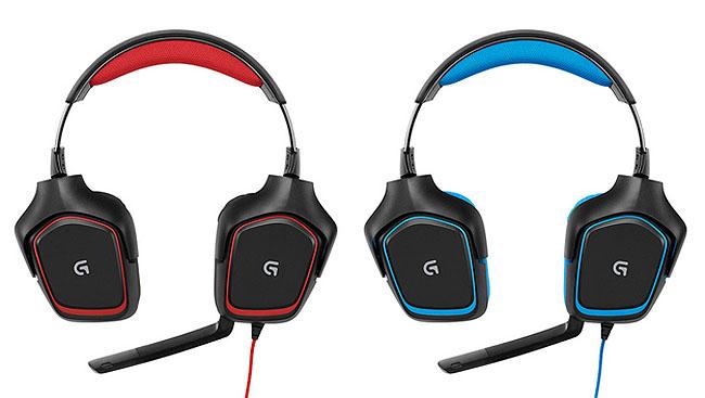 Logitech G230 Headset Review
