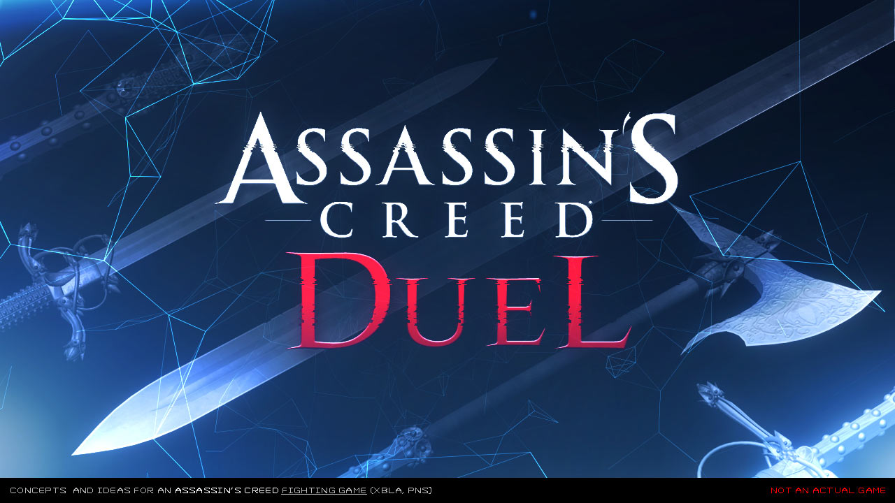 Updated: 'Assassin's Creed Duel' was a Ubisoft fighter that never released