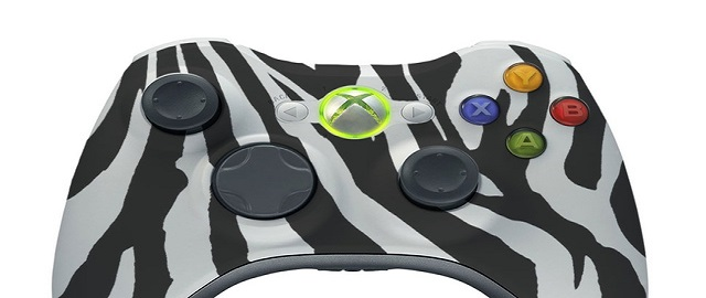 Durango's controller has zebra stripes