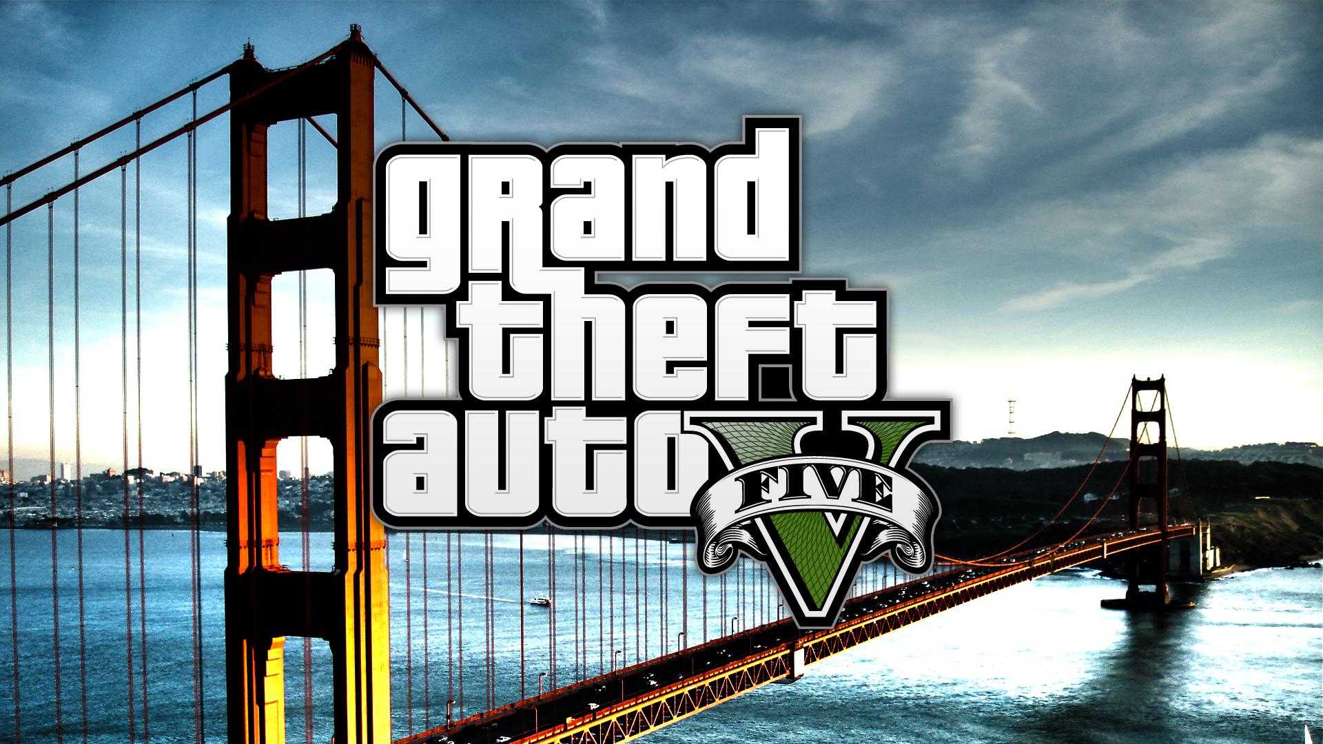 'GTA V' official box art revealed