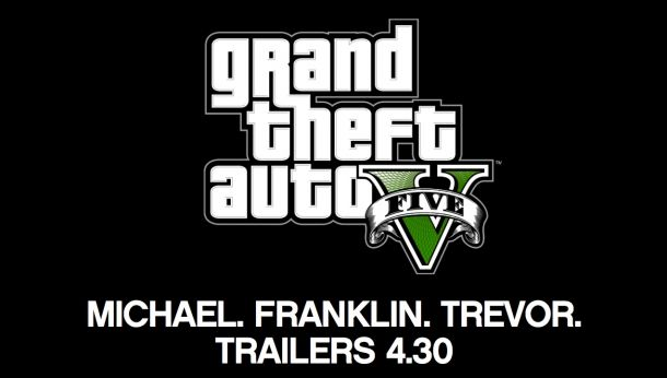 Three 'Grand Theft Auto V' trailers showcase the protagonists