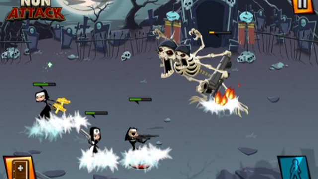 PAX East: 'Nun Attack' interview