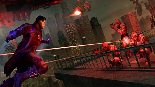 PAX East: 'Saints Row IV' is as ridiculous as you'd expect