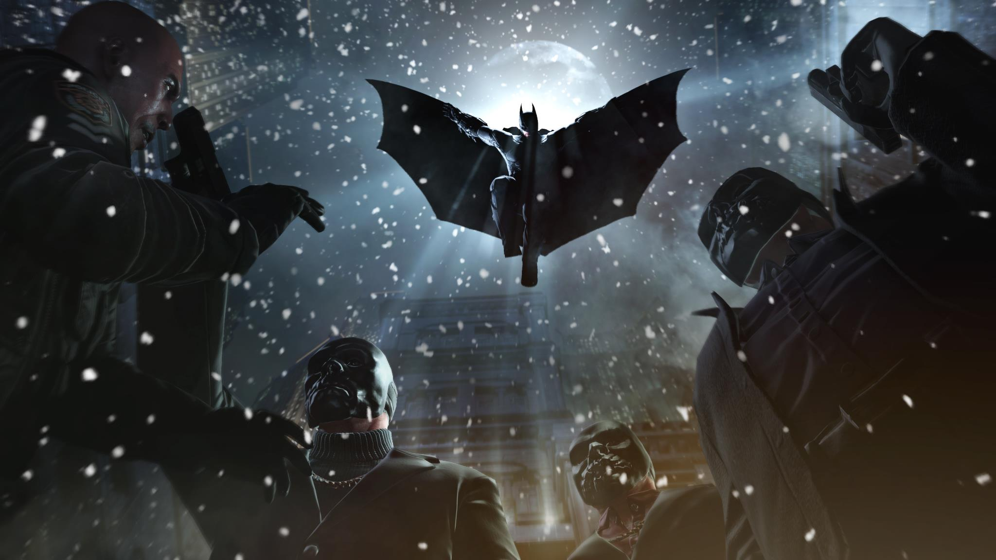 Longtime voice actor Kevin Conroy will not return for 'Batman: Arkham Origins'