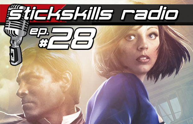 StickSkills Radio Episode 28 – BioShock Infinite, PAX East & Metro Last Light interview