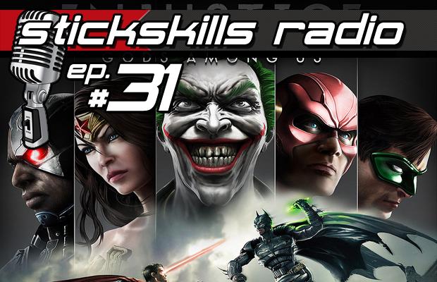 StickSkills Radio Episode 31 – Injustice impresses, Fez sells 200k on XBLA & Nintendo directs