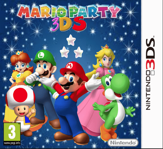 'Mario Party' coming to the 3DS