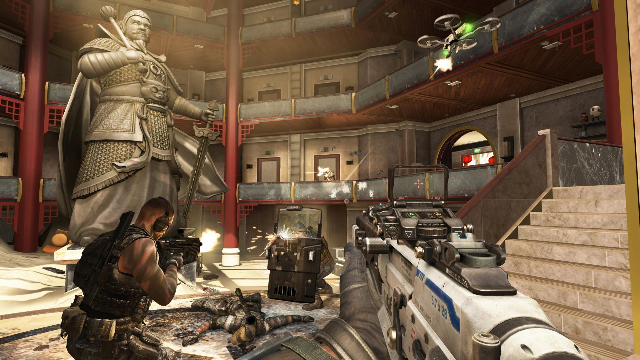 'Black Ops II' double XP now live
