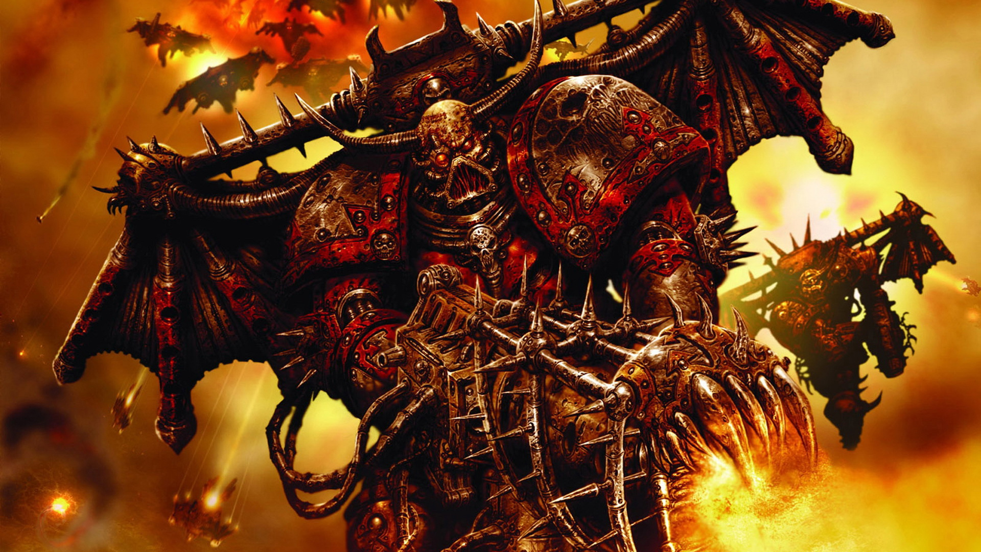 'Strong Possibility' that Relic will work with Games Workshop for 'Dawn of War 3'