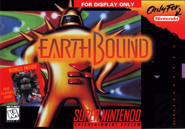 'Earthbound' coming to Wii U Virtual Console by end of the year