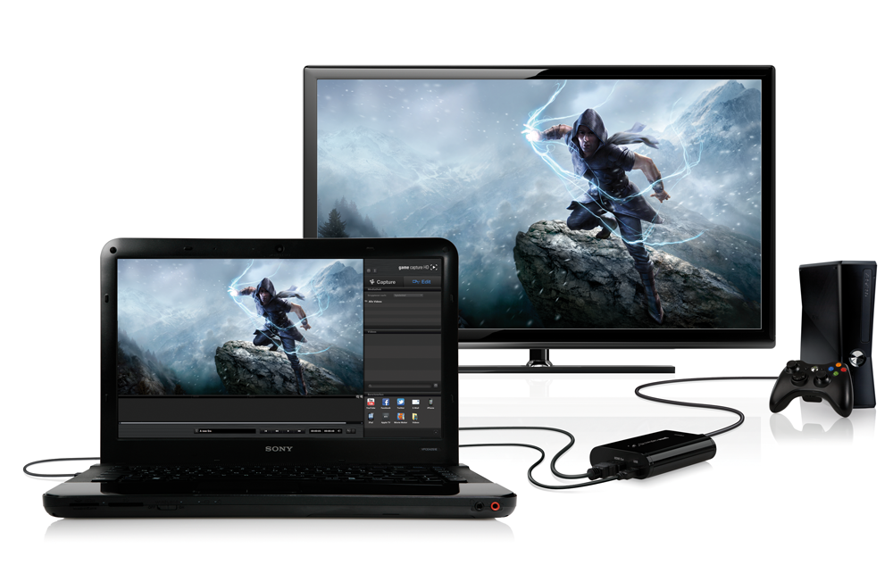 elgato game capture hd setup