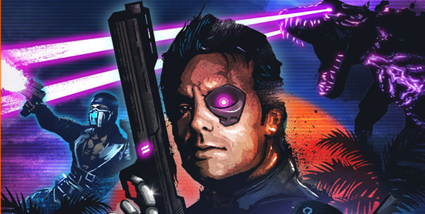 'Far Cry 3 Blood Dragon' receives official trailer