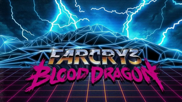 Leaked screenshots of 'Far Cry 3: Blood Dragon' appear