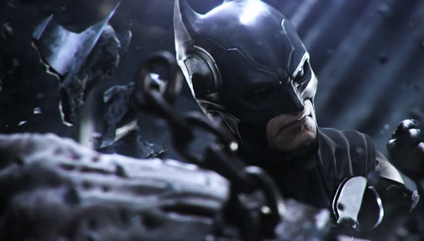 Here's the launch trailer for 'Injustice: Gods Among Us'
