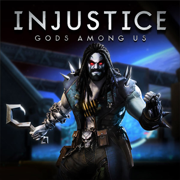 Lobo leaked as a DLC character for 'Injustice: Gods Among Us'