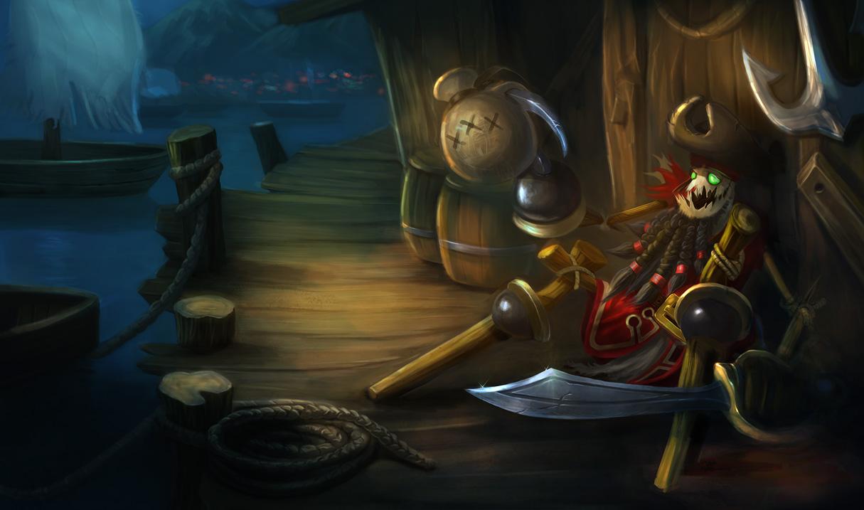 league of leagends fiddlesticks fiddle me timbers