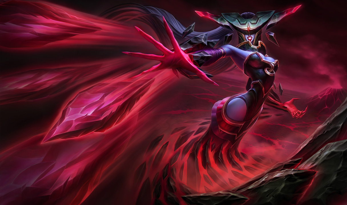 league of legends bloodstone lissandra