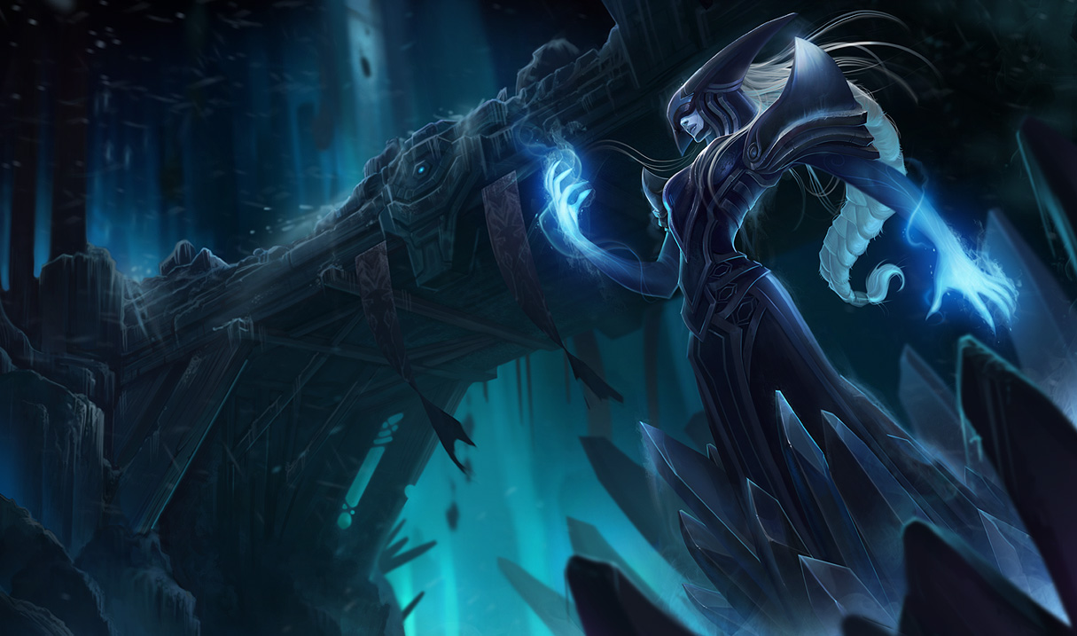 'League of Legends' champion, Lissandra, now available