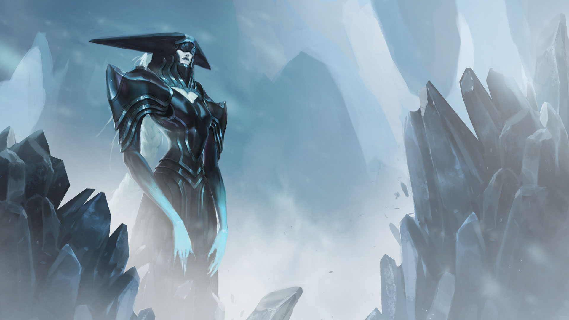 Lissandra, the Ice Witch – New 'League of Legends' champion revealed