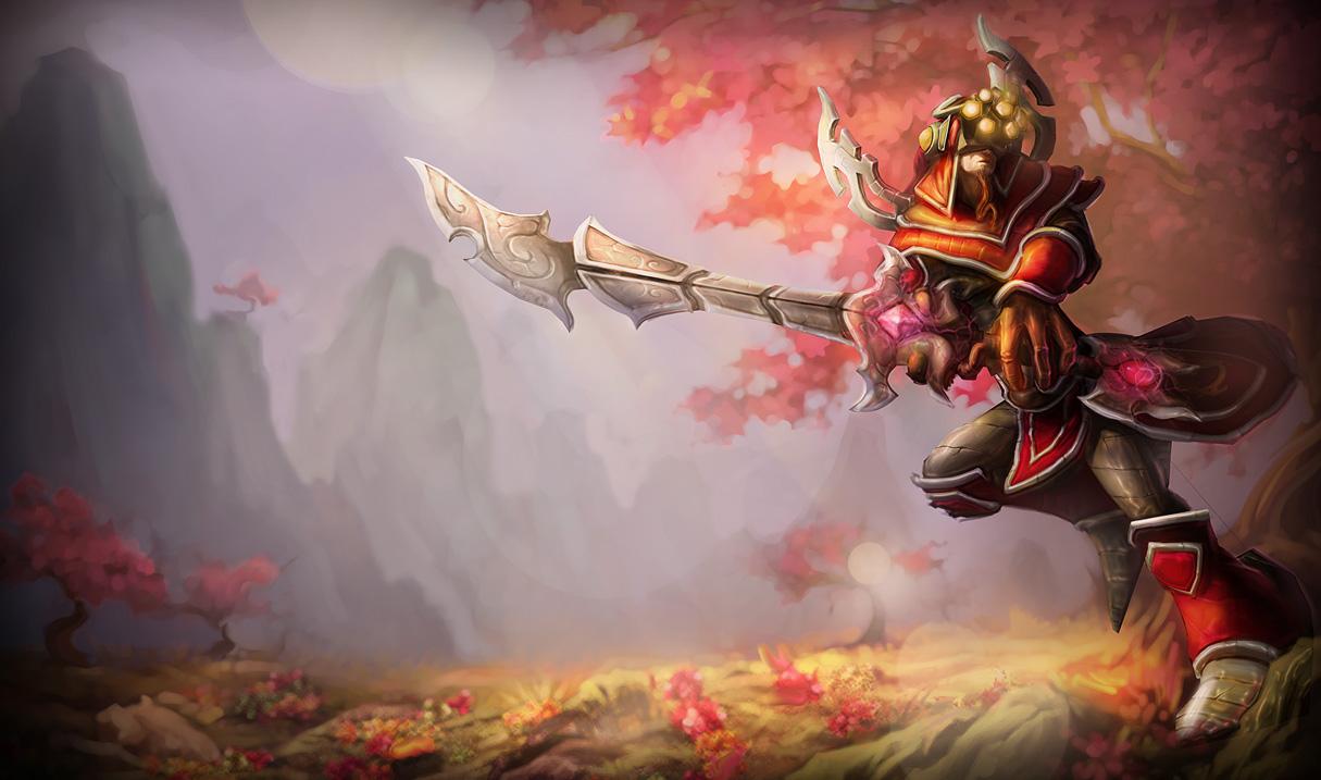 league of legends master yi ionian