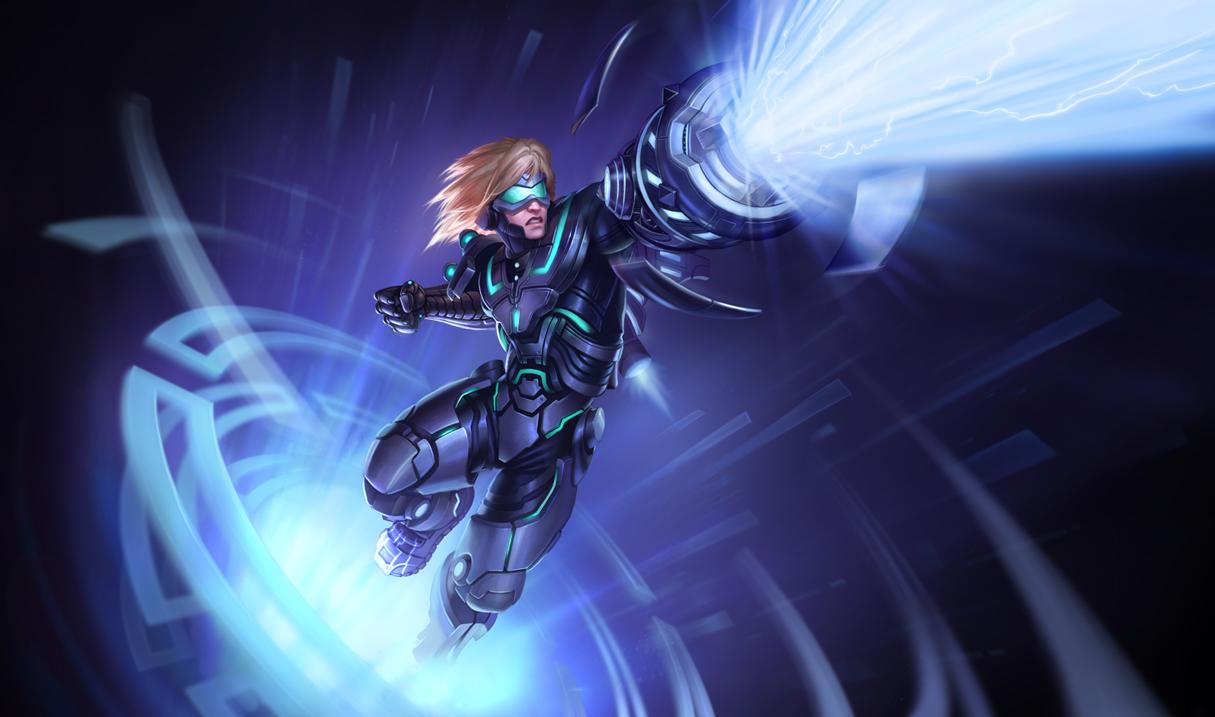 Riot begins teasing next 'League of Legends' ultimate skin