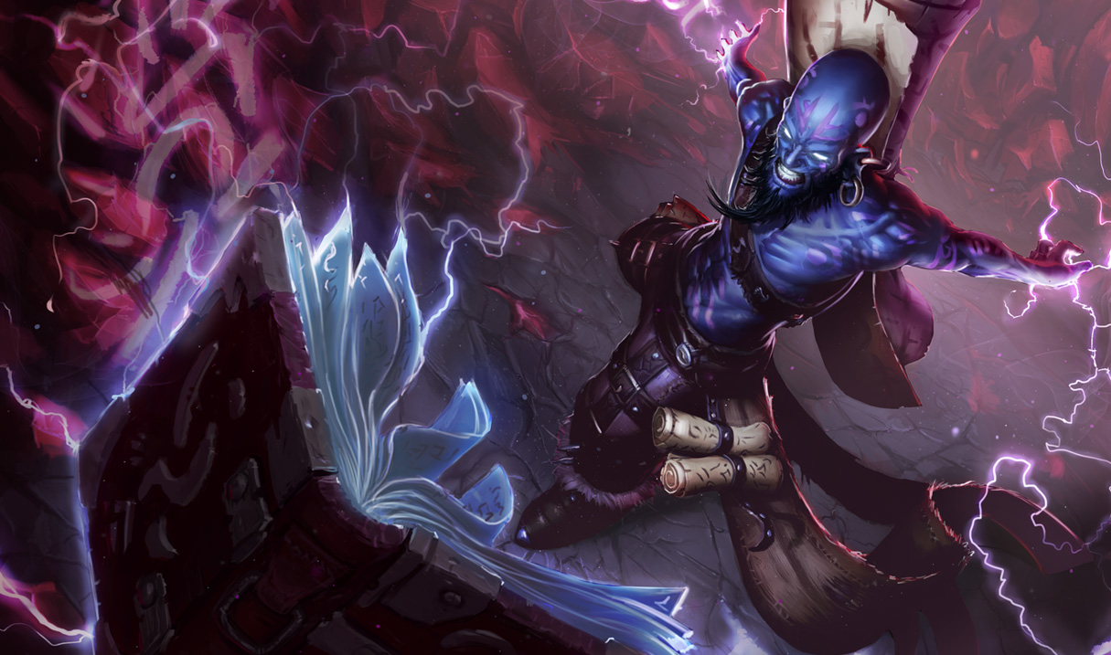 league of legends ryze