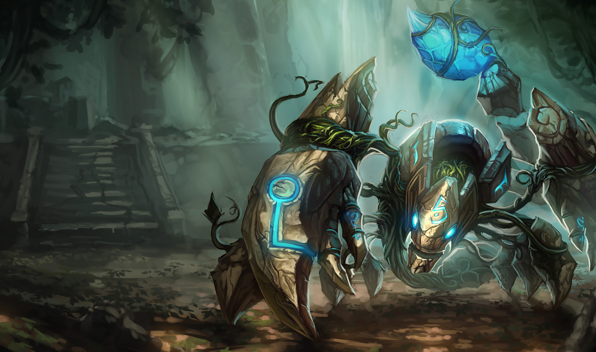 league of legends skarner earthrune