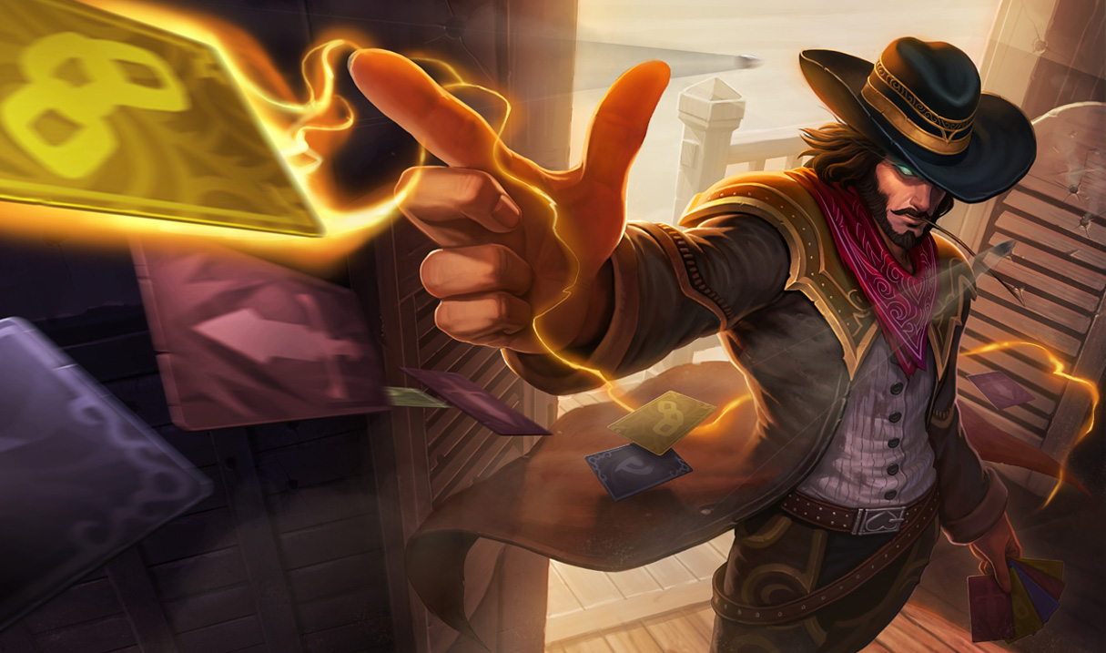 league of legends twisted fate high noon