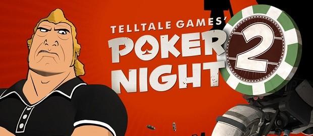Telltale Games announces 'Poker Night 2'