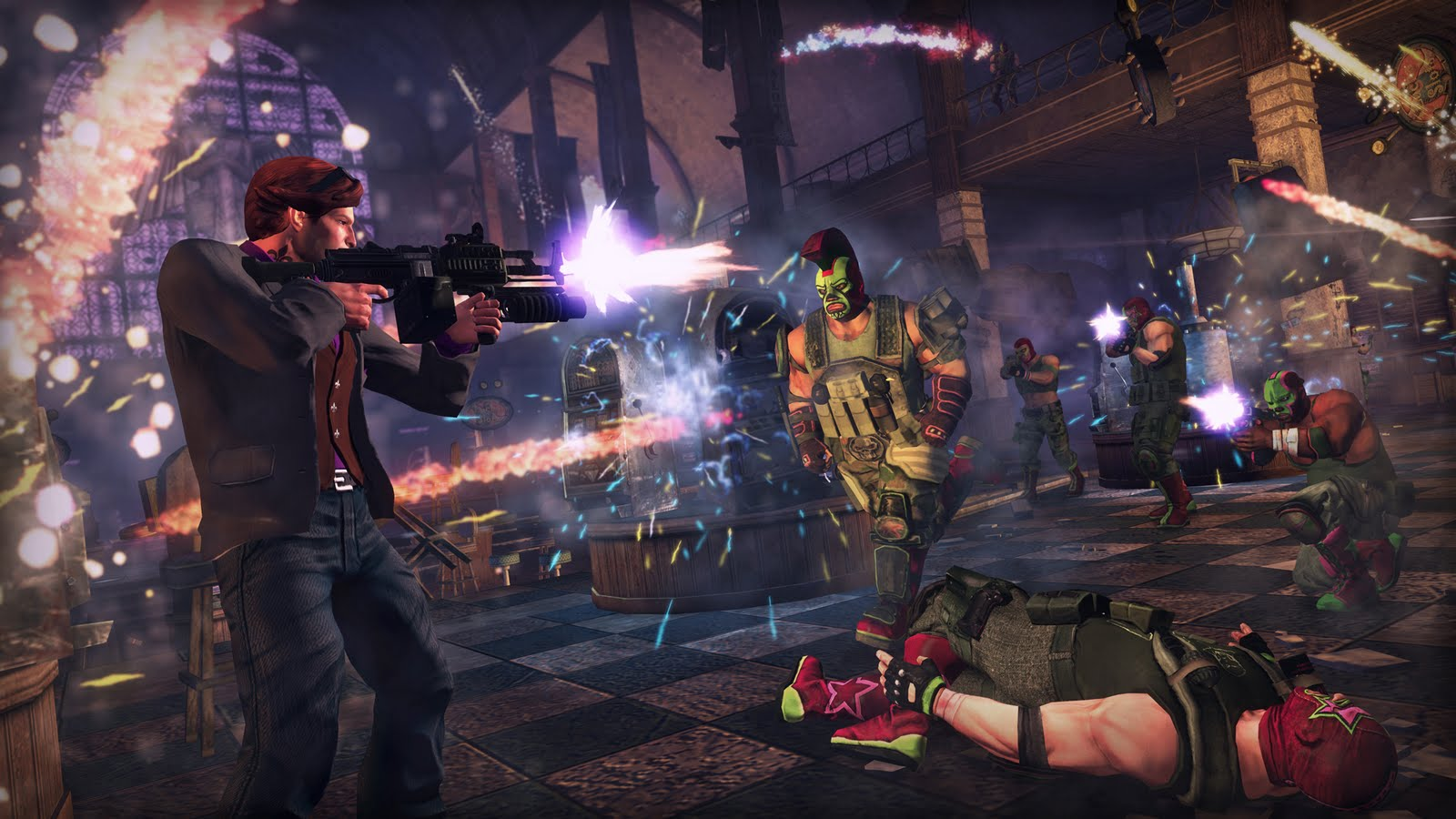"""'Saints Row 4' may """"eventually"""" makes its way to next-gen consoles"""